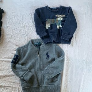 Ralph Lauren Polo Sweaters